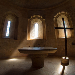 1521154 Abbey du Thoronet - Chapel (Bert Verheijden)