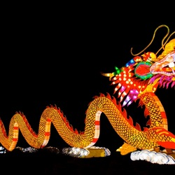 Mighty dragon..