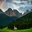 Dolomieten - Italie