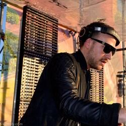 DJ op het Sonic Festival