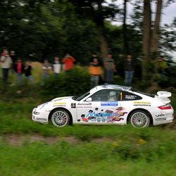 Porsche vechtdal rallysprint 2007