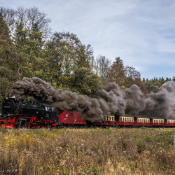 HSB 99-7232 Brockenbahn