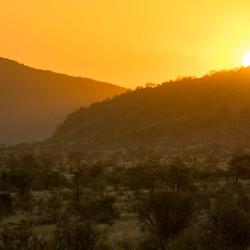 Sundowner - Samburu National Reserve