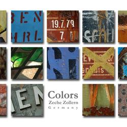 Colors Zeche Zollern