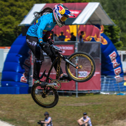 BMX Supercross World Cup 2018 - Mariana Pajon