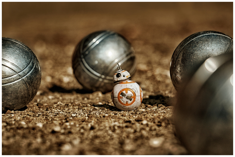 jeu des boules - Wrong place, wrong time... (these are not the droids we're looking for)