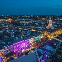 Breda vanaf 60 mtr hoogte.