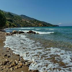 kustlijn Zakynthos