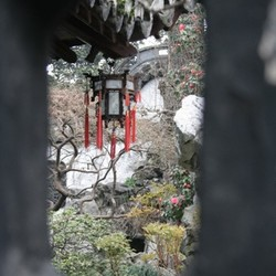 Shanghai ingelijst
