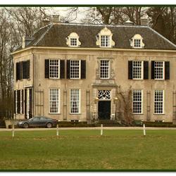 Huis Oolde in Laren (Gld)