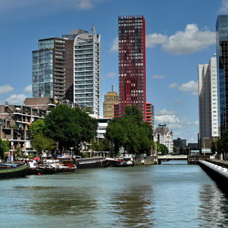 Centrum Rotterdam.