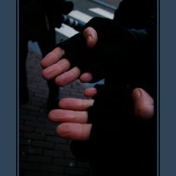 Koude vingers van Ina