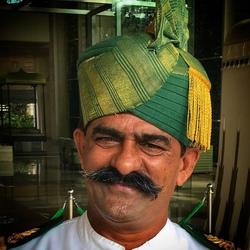 Doorman, Bangalore India.