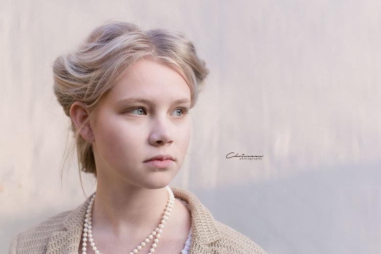 Fleur - gemaakt voor een Cinekid film<br /> muah: Annemieke Tip