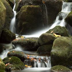 Waterval in de Herft