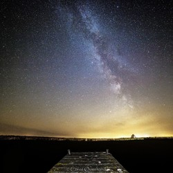 Melkweg steiger