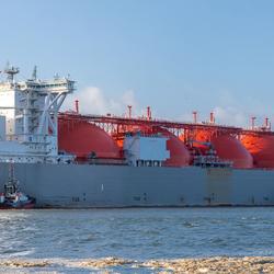 LNG tanker Artic Voyager