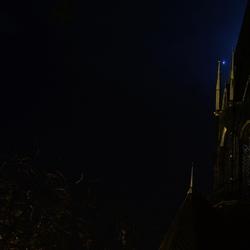 De nacht na Halloween