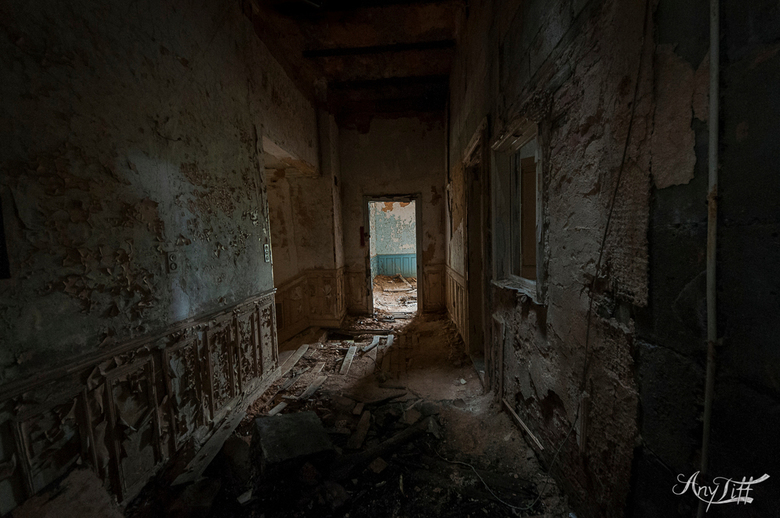 The way out -