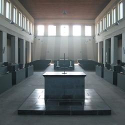 het serene kloosterleven