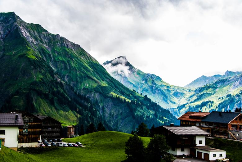 Nesslegg (Schröcken) - Bregenzerwald