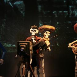 Blije skelettten