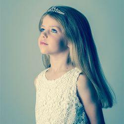 Just like a princess
