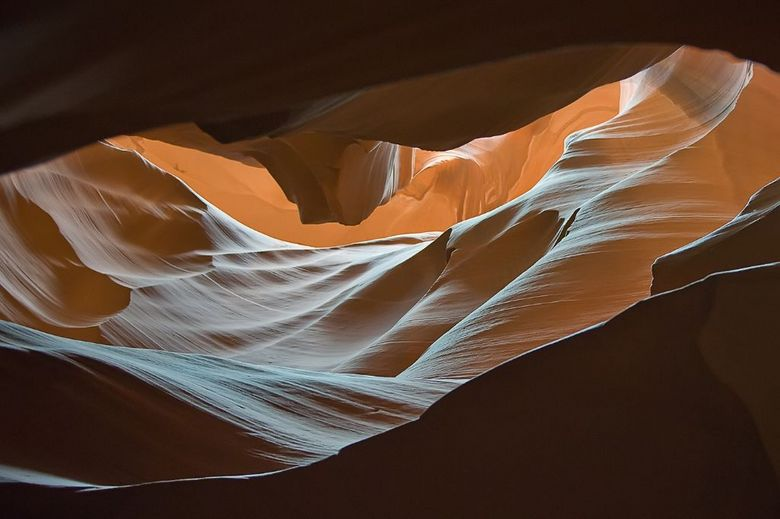 Upper Antelope Canyon, Arizona USA