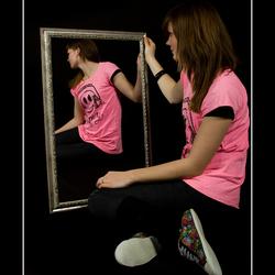 Spiegeltje spiegeltje..