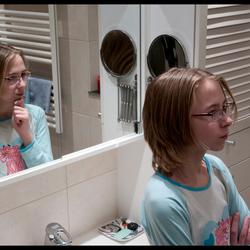 Spiegeltje spiegeltje.....