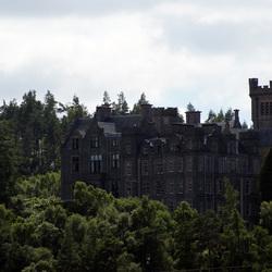 Carbisdale Castle, Schotland