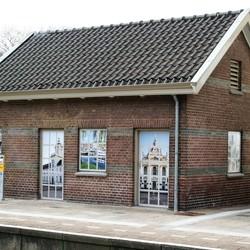Bijgebouwtje station Oudenbosch
