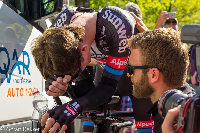 Proloog Giro Apeldoorn 2016