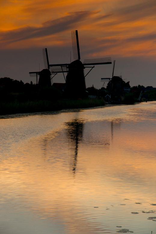 molens Kinderdijk - Kinderdijk