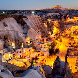 Goodnight Cappadocia