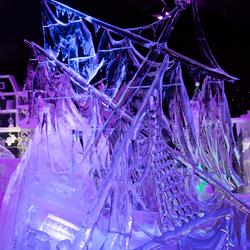 Frozen 2013 Ship Wreck - Brugge