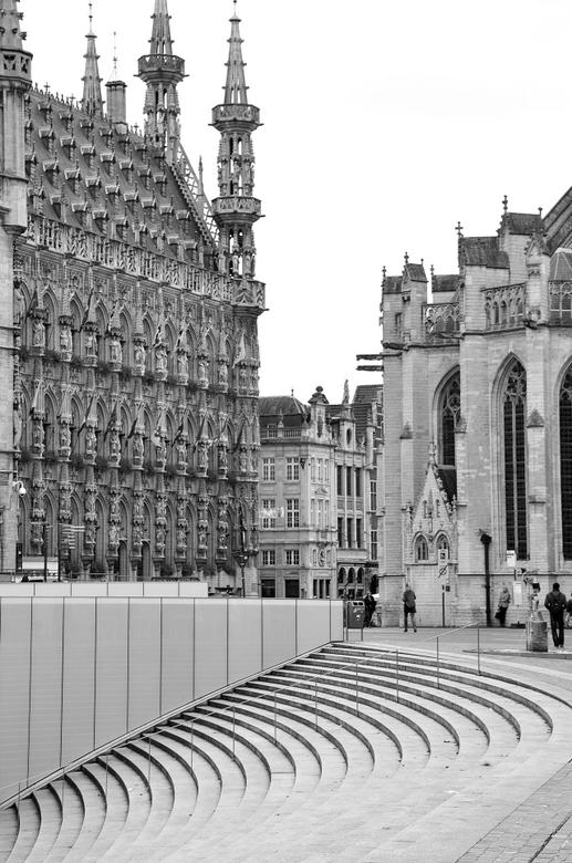 centrum van Leuven