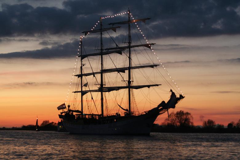 Sail 2007 - Vrijdag begint sail Kampen, dat wordt een heerlijk fotografie weekend!