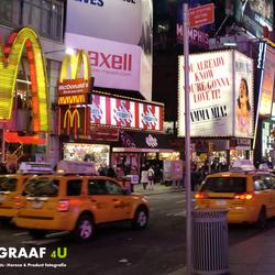 Fotograaf4U New York City (Nachtshot)