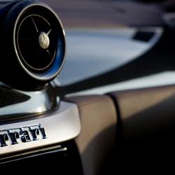 dashboard Ferrari 599GTB