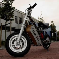 Kikkerperspectief Aero Bike