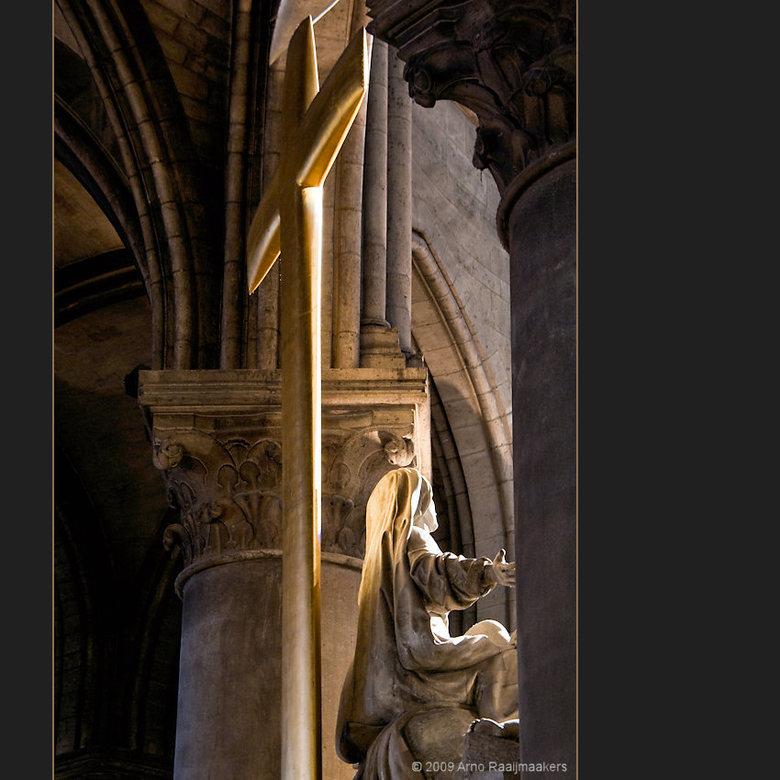 Parijs N Dame 07 - De Notre Dame mag je natuurlijk niet overslaan als je in Parijs bent...<br /> <br /> Ik denk dat ik dit persoonlijk misschien wel