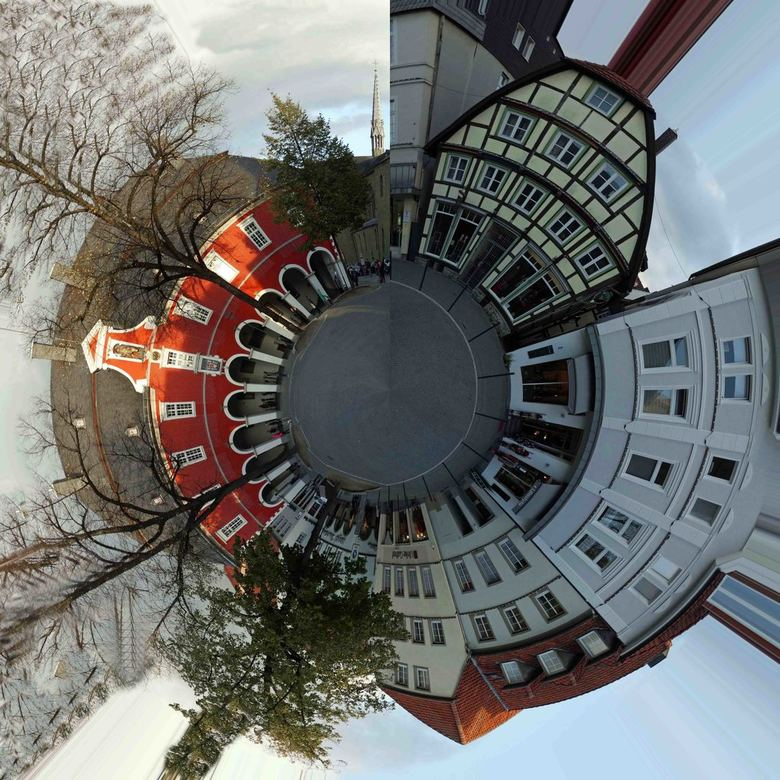 Kerkplein Duitsland, Soest -