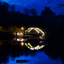 Pont du Dognon avond 1