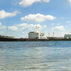 Bewerking: shell tanker