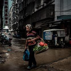 Russian Quarter Yangshuo