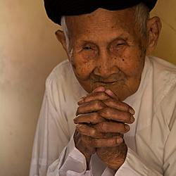 103 jarige monnik