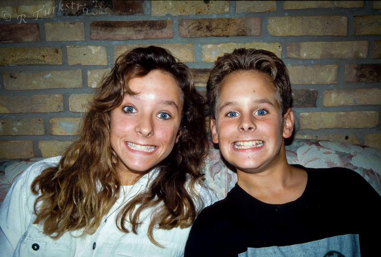 Michael Nancy 2201 - Broer en Zus