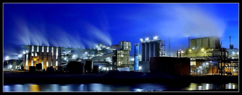 Fabriek dri  -