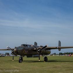 Texel Airshow B25 Mitchell